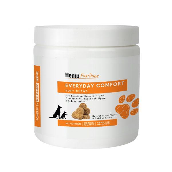 HEMP FOR PETS™ EVERYDAY COMFORT SOFT CHEWS
