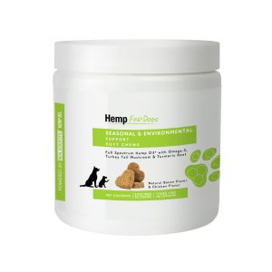 HEMP FOR PETS™ SEASONAL & ENVIRONMENTAL SOFT CHEWS