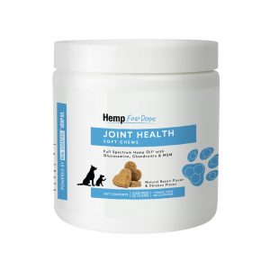 HEMP FOR PETS™ DOG CHEWS FOR JOINT HEALTH
